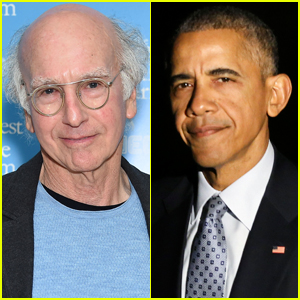 Larry David Reacts to Being Disinvited from Obama's 60th Birthday Party