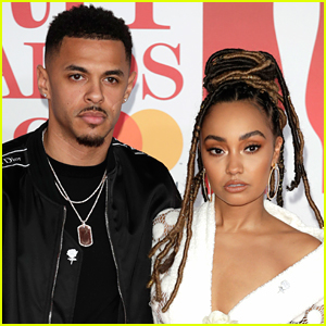 Little Mix's Leigh-Anne Pinnock & Fiance Andre Gray Welcome Twins!