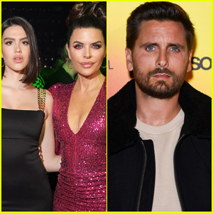 Lisa Rinna Throws Dig at Daughter Amelia's Relationship with Scott Disick