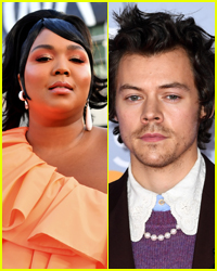 Lizzo Reveals What a Collab With Harry Styles Might Sound Like