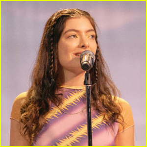 Lorde Doesn't Use Any Social Media Except for One App - Find Out Which One!