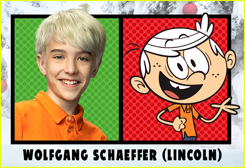 Wolfgang Schaeffer in The Loud House Movie