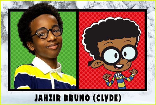 Jahzir Bruno in The Loud House Movie