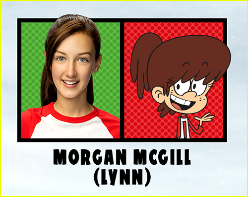 Morgan McGill in The Loud House Movie