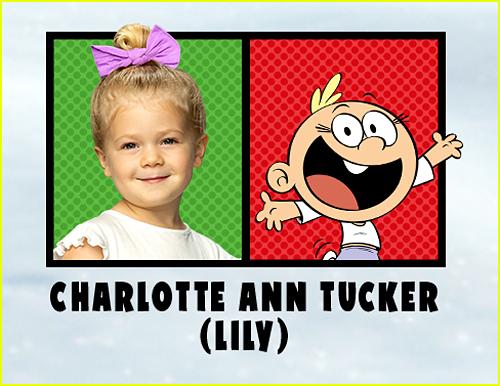 Charlotte Ann Tucker in The Loud House Movie