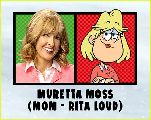 Muretta Moss in The Loud House Movie