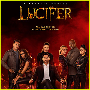 Tom Ellis & 'Lucifer' Cast Return for Season 6 Trailer on Netflix - Watch Now!