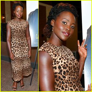 Lupita Nyong'o Hosts Screening of 'Candyman' in Atlanta