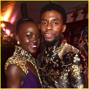 Chadwick Boseman Honored by Lupita Nyong'o & Others on 1-Year Anniversary of His Death