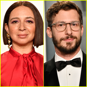Maya Rudolph & Andy Samberg to Host New Holiday Competition Series 'Baking It'