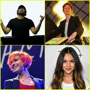 Madeon & Jai Wolf Diss the Decision to Add Paramore to Olivia Rodrigo's 'Good 4 U' Songwriting Credits