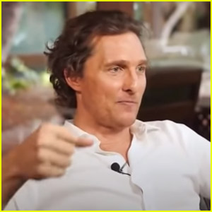 Matthew McConaughey Dishes On How He Landed His Villainous Role in 'Texas Chainsaw Massacre'