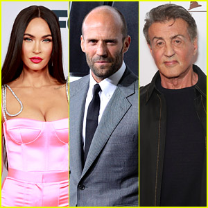 Megan Fox Joins Jason Statham, Sylvester Stallone & More in New 'Expendables' Movie