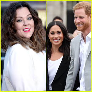 Melissa McCarthy Reveals the Conversation She Had with Prince Harry at Meghan Markle's Video Shoot - It Was His Idea to Juggle!