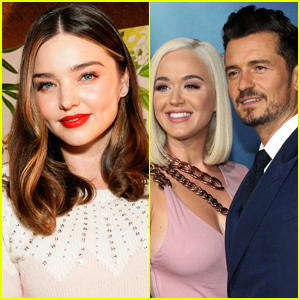 Miranda Kerr Jokingly Calls Ex Orlando Bloom Her 'Annoying Brother,' Talks Friendship with Katy Perry