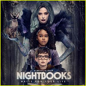 Netflix Drops Trailer for Krysten Ritter's Upcoming YA Film, 'Nightbooks' - Watch Now!