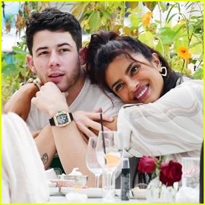 Nick Jonas & Priyanka Chopra Look So in Love During Lunch Outing in London!