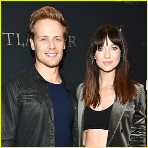 'Outlander' 7th Anniversary Celebrated by Sam Heughan & Caitriona Balfe - Read Their Tributes!