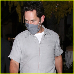 Paul Rudd Spotted In London After Going Viral For His Dinner With Dan Levy