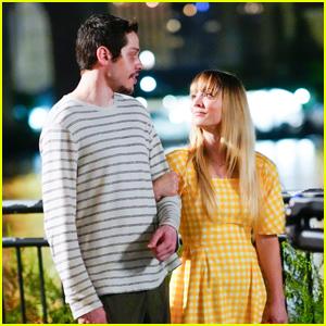 Kaley Cuoco & Pete Davidson Wrap Their Film 'Meet Cute'!