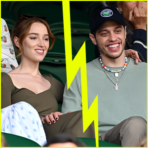Phoebe Dynevor Splits From Pete Davidson After Five Months of Dating (Report)