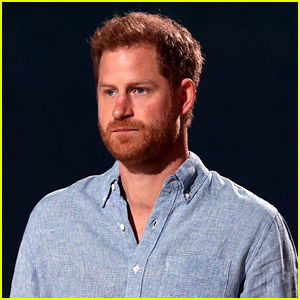 Prince Harry Issues Statement About Crisis in Afghanistan