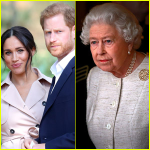 Royal Reporter Reveals What Prince Harry & Meghan Markle's Relationship Is Like with the Queen Today