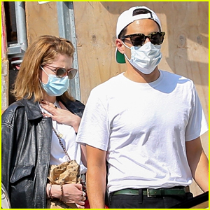 Rami Malek & Lucy Boynton Spotted in Rare Outing While Going Book Shopping Together! (Photos)