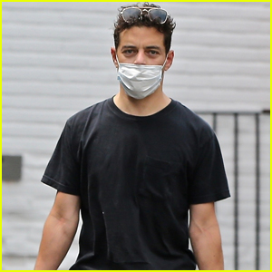 Rami Malek is Ready to Do Some Cooking After Trip to the Grocery Store!