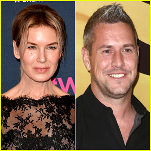 Renee Zellweger & Ant Anstead Make First Official Appearance Together as a Couple!