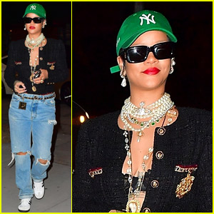 Rihanna's Billionaire Status Doesn't Stop Her From Doing a Nighttime Whole Foods Run!