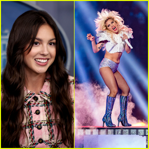 Olivia Rodrigo Says Lady Gaga Is 'The Best Performer of Our Generation'