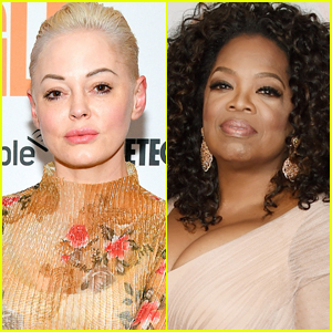 Rose McGowan Slams Oprah Winfrey for Being as 'Fake as They Come'