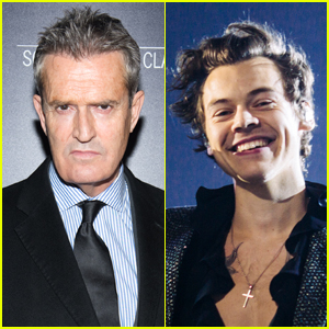 Rupert Everett Reveals New Details About 'My Policeman' With Harry Styles