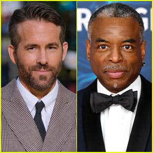 Ryan Reynolds' Tweet About 'Deadpool' Goes Viral Because of Ties to LeVar Burton & the 'Jeopardy' Hosting Gig