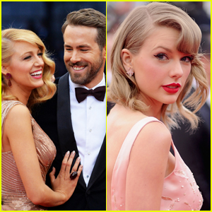 Ryan Reynolds Reacts to Taylor Swift Naming His & Blake Lively's Daughters in Her Music