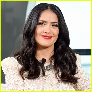 Salma Hayek Almost Missed Out On Her Role in Marvel's 'The Eternals'