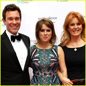 Princess Eugenie's Mom Defends Jack Brooksbank After Photos from Italy Go Viral