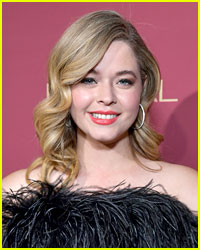 PLL's Sasha Pieterse Lands First Role Since Becoming a Mom!