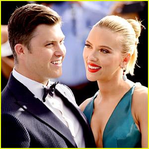 Colin Jost Confirms Scarlett Johansson Is Pregnant!