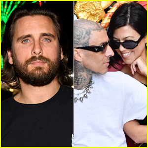 Scott Disick Insider Reveals How He Really Feels About Kourtney Kardashian & Travis Barker Amid That Leaked DM