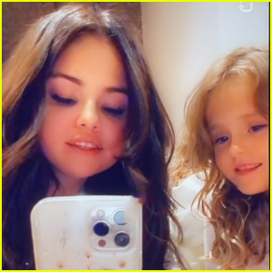 Selena Gomez Gets Trolled By Sister Gracie As She Tries To Remember How To Use Snapchat