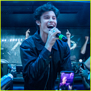 Shawn Mendes Celebrates New Single 'Summer of Love' at Clubs All Over NYC!