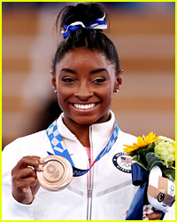 Simone Biles Tied for a Very Impressive Olympic Record!