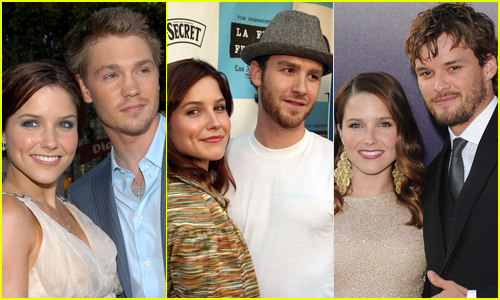 Look Back at Sophia Bush's Dating History, Including Some Famous Exes You Probably Forgot!