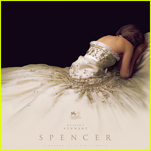 Kristen Stewart as Princess Diana in 'Spencer' - First Teaser Trailer Debuts!