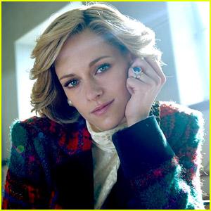 Kristen Stewart's Princess Diana Movie 'Spencer' Finally Has a Release Date!