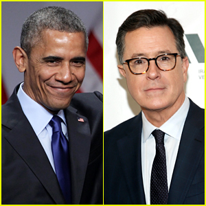 Stephen Colbert Shoots Down a Report About Obama's Birthday Party Guest List (Video)
