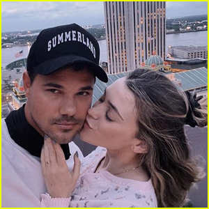 Taylor Lautner & Girlfriend Tay Dome Are Still Going Strong & Share Sweet Photos Together!