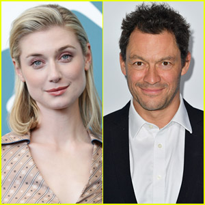 Elizabeth Debicki & Dominic West as Princess Diana & Prince Charles in 'The Crown' - First Look Photos!